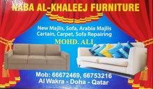 making & repairing  sofa majlis couttan carpat
