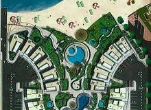 شالية للبيع بمنتجع سياحى بميناء عبد الله