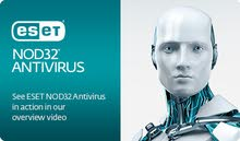مطلوب رخصةEset Nod32 Antivirus