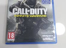 سي دي call of duty(infinite warfare)