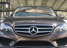 مرس بنز 350 E جديد فل كامل 2015