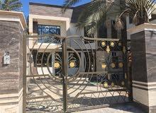 دار للبيع في بغداد حي العدل الواجه 9م والنزال 30 الدار سنده لوحده
