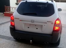 White Hyundai Tucson 2006 for sale