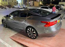 Grey Nissan Maxima 2016 for sale