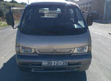 Diesel Fuel/Power   Kia Borrego 1996