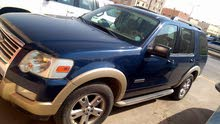 Gasoline Fuel/Power   Ford Explorer 2008