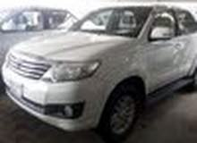 Used 2014 Toyota Fortuner for sale at best price