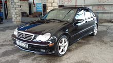 Used condition Mercedes Benz C 230 2005 with 10,000 - 19,999 km mileage