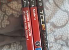 للبيع ثلاث العب PS3