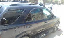 Black Kia Sorento 2008 for sale