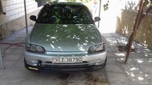 Gasoline Fuel/Power   Honda Civic 1995