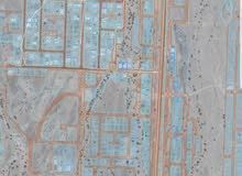للبيع ارض سكنية في مدينة النهضة مربع 13 - العامرات