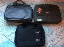 three new bags