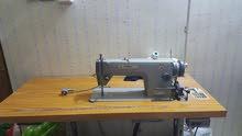 مكينة خياطة صناعيه نظيفه جدا