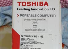 Offer on Used Toshiba Laptop