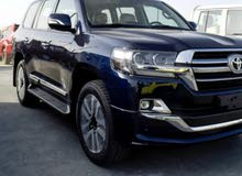 2019 New Land Cruiser with Automatic transmission is available for sale