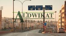 ارض للبيع في منطقة تلاع العلي المساحه 642 م