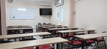 قاعات تدريب ومحاضرات للايجار