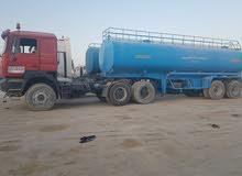 man 2000 model tanker 2016 model