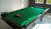full set of Billiard table and Tennis tables
