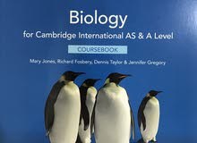 Cambridge International AS & A Level Biology course book