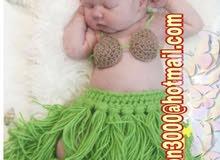 ملابس تصوير للمواليد والاطفال هاوي