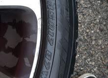 3 used tyres for sale, 215/45 R17 Yokohama