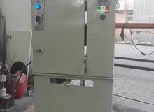 منشار ألمنيوم صناعه إيطالي مستعمل قياس 450 توماس بحاله جيده بدون عيوب