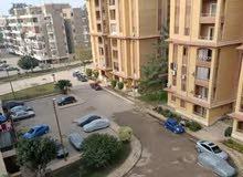 شقة بطنطا مساكن الضباط ايجار سنوى 1200