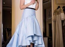 فستان سهره من مصممة