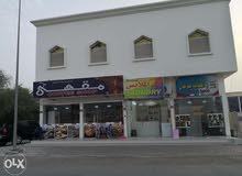 محل للايجار في صحار الغشبه