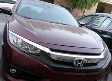 Honda civic 2018 gcc