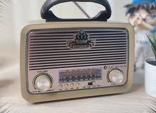 راديو زمان الاكثر طلباً لمواصفاته التراثية والعصرية