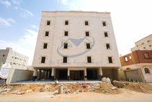 شقة جديده للبيع بحي الريان مساحتها 207 متر مربع