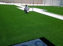 ابو احمد لتنسيق الحدائق