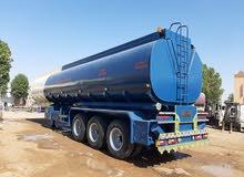 Tanker Semi Trailer 03 Axles 11000 Gallons