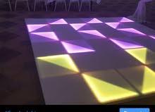 dance floor  ارضية مضيئة