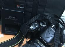 كاميرا نيكون 5200D