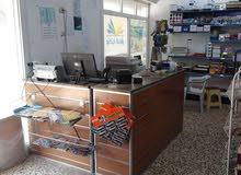 مكتبة قرطاسية متكاملة للبيع