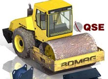 bomag rubber mounting drumm