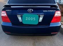 كورولا 1800 سي سي  2005 وارد الفطيم خليجي ياباني
