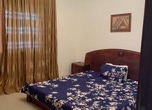 شقة مفروشة غرفتين وصاله للايجار في المجاز