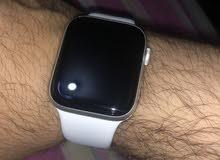 ساعة أبل  6 مقاس 44 سعر نهأي 1300 سعر غير قابل نقاش رقم خاص 55508771