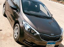 سيارة كيا سيراتو للايجار اليومى والمدد الطويلة