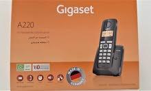 GIGASET DECT A220 BLACK