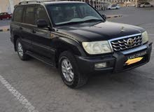 Used condition Toyota Land Cruiser 2007 with +200,000 km mileage