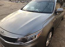 Automatic Kia 2017 for sale - Used - Basra city