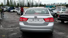 Used condition Kia Optima 2010 with 1 - 9,999 km mileage