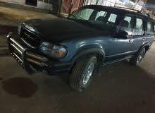 Gasoline Fuel/Power   Ford Explorer 2000