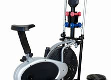 Elliptical Bike With Twister 4in1